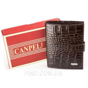Мужской кошелек из кожи CANPELLINI (17040)