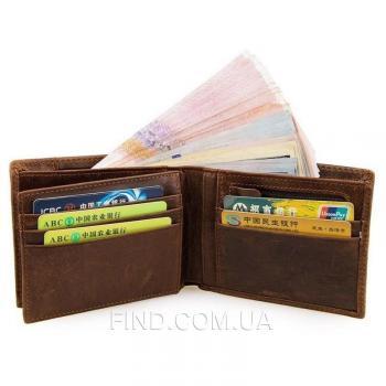 Мужской кошелек Vintage (14225)