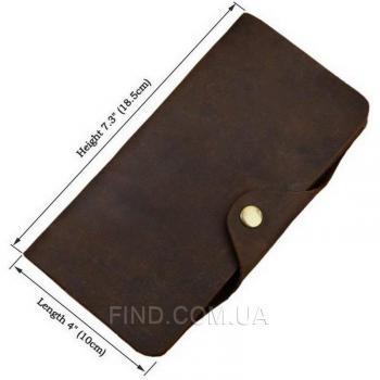 Мужской кошелек Vintage (14443)