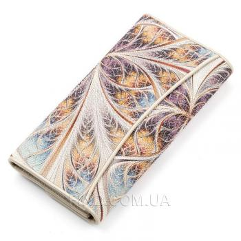 Женский кошелек из кожи морского ската (18110)